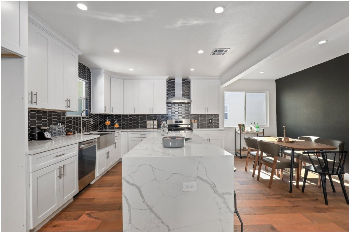 Kitchen Home Inspection in Tomball
